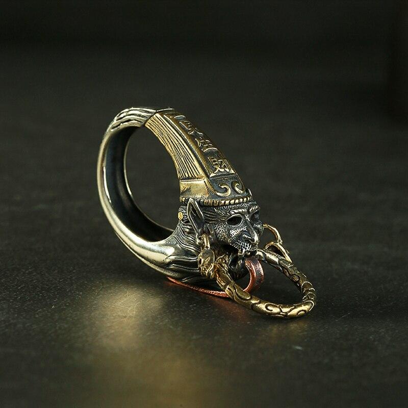 brass ghost keychain (11)