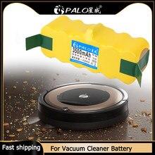 High Capacity 3500mAh 14.4V Battery For iRobot Roomba Vacuum Cleaner Battery 500 530 540 550 620 600 650 700 780 790 870