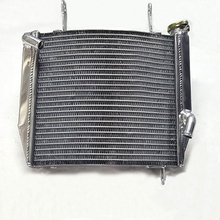 Полированный сплав радиатор для HONDA RS125 RS 125 95-06 сверхмощный 26 мм
