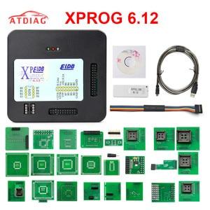 Image 1 - New XPROG V6.12 X PROG Box Xprog ECU Programmer Tool XProg ELDB V6.12 XPROG 6.12 XPROG M V6.12