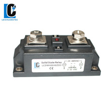 цена на 400A SSR high power Industrial solid state relay AC to AC,zero-crossing Solid State Relay