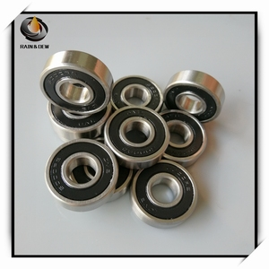 2Pcs 6000 Hybrid Ceramic Bearing 10x26x8 mm ABEC-7 Bicycle Bottom Brackets & Spares 6000RS Si3N4 Ball Bearings
