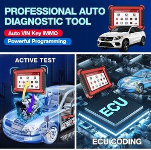 Image 5 - Thinkcar Thinktool Pro Full Systems Professional Diagnostic Tool ECU Coding Key Fob Program Adblue 31+ Reset pk LAUNCH X431 V