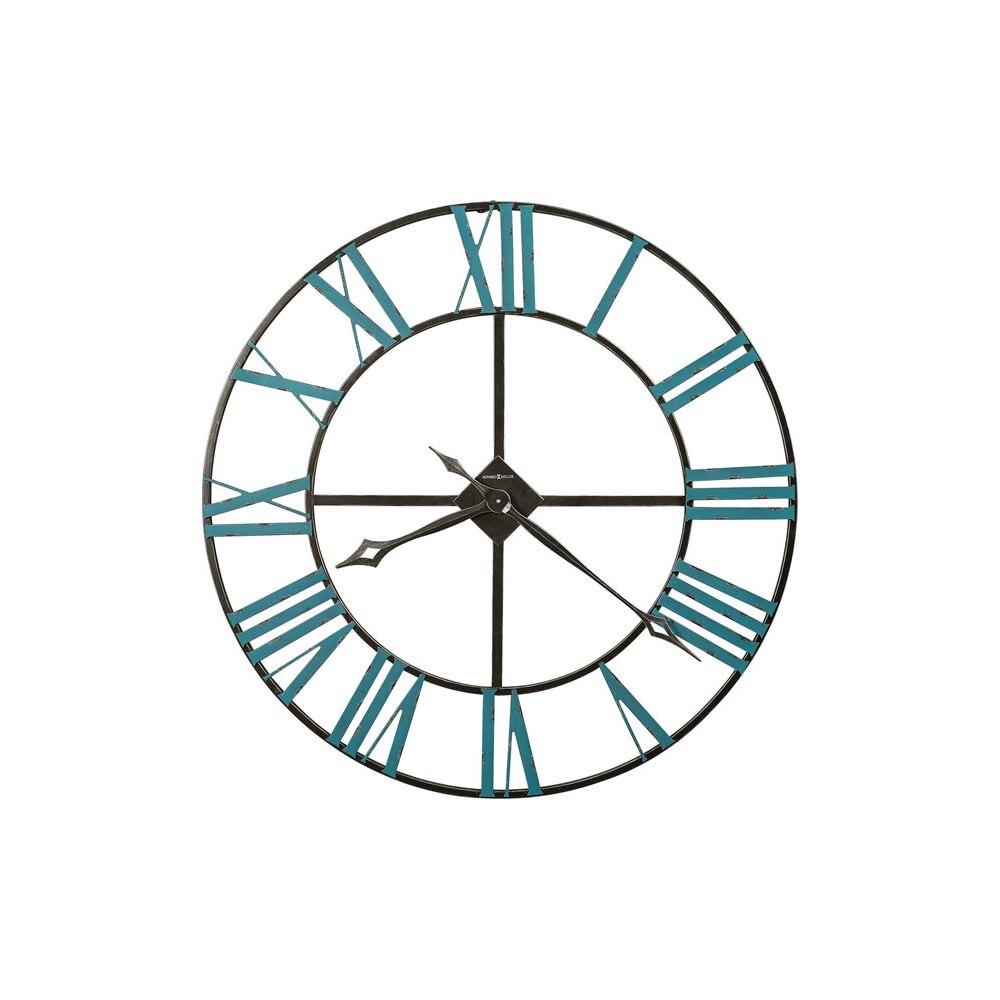 Quartz Wall Clocks Howard Miller 625-574 Decorative Wall Clock Large Wall Clock diy wall sticker art wall clock w silent movement black 1 x aa
