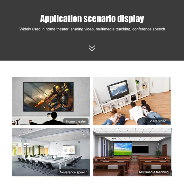 1080p HDMI To SCART Converter HD Receiver TV DVD Audio Upscale Converter Adapter Cable HDMI 1.4 HDMI To SCART Adapter