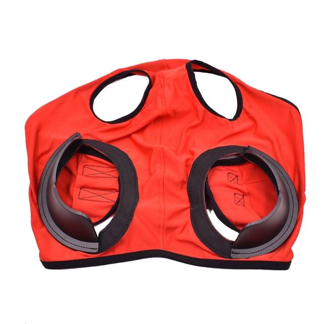 Wind Resistant Equestrian Eye Mask  6