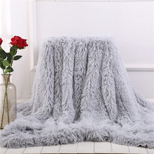 Cor cinza cobertores para camas coral velo flanela xadrez no sofá macio único/rainha thow cobertores e fronha