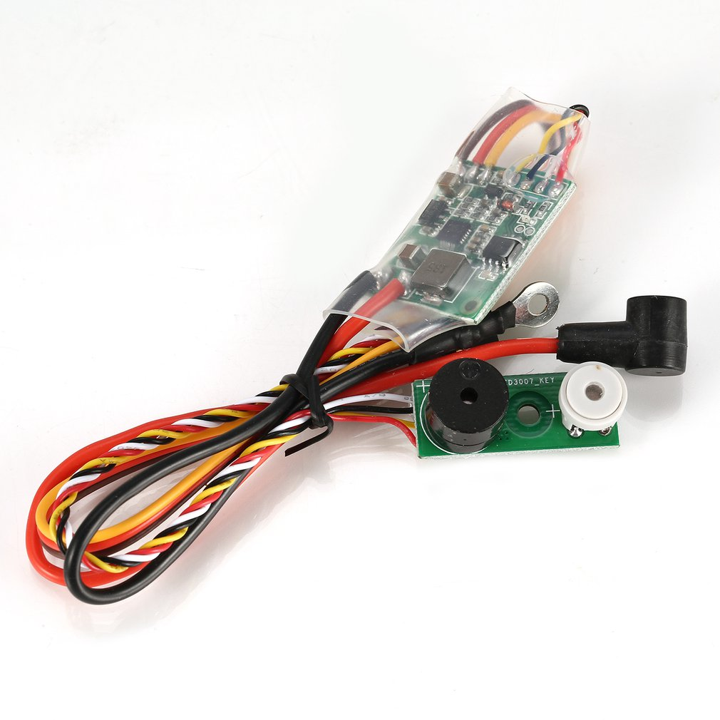 RC Methanol Motor Ontsteking RCD3007 Engine Ignition Glow Plug Starter Driver for RC Airplane Helicopter Car Boat
