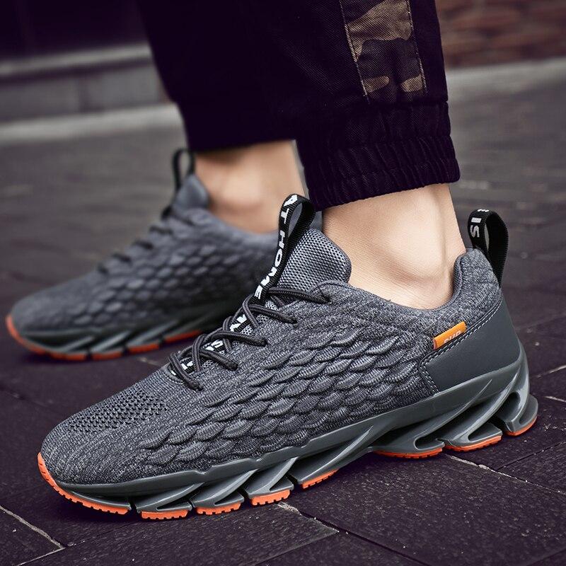 2020 Mens Shoes Casual Sneakers Men Mens Casual Shoes Men Sneakers Mesh Tenis Masculino Adulto Men Sneakers Zapatos De Hombre 6