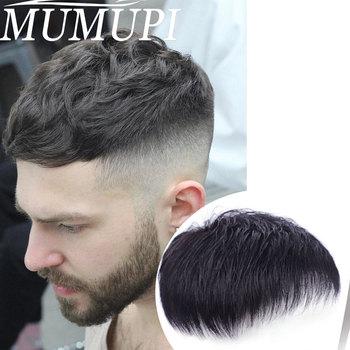 Mumpi Short Synthetic Wigs for Men