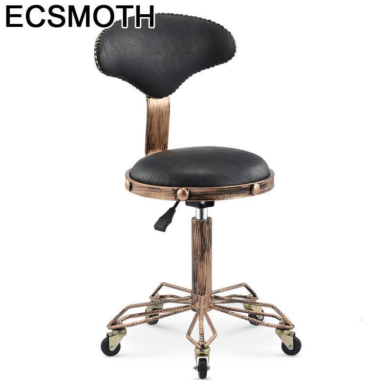 Nail Cabeleireiro Hair Beauty Furniture Sedie Stuhl Mueble De Schoonheidssalon Cadeira Barbearia Salon Silla Barber Chair