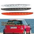 X-CAR светодиодный стоп светильник для BMW Mini COOPER R50 / R53 2002-2006 единый Светильник лампы ошибок автомобильный светильник 63256935789
