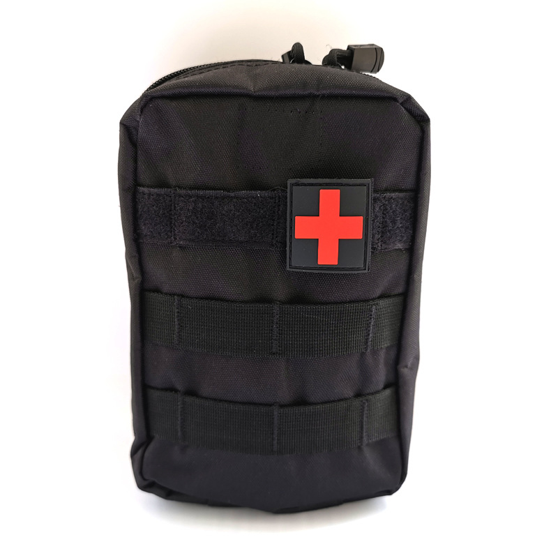 Multi-functional Tactical Medical Kit Army Fans Camouflage First Aid Kit Molle Accessory Kit Storage Wallet Tactical Mobile Phon