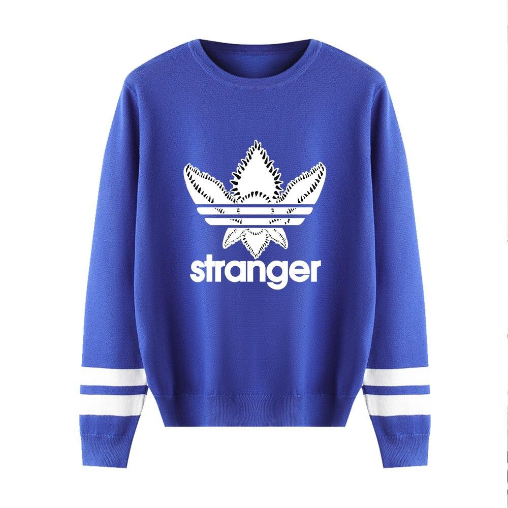 TV Series Stranger Things 2 Sweater Men/Women Knitted Sweater Men's Hot Sale Stranger Things Sweaters Man XXS-4XL Casual Tops
