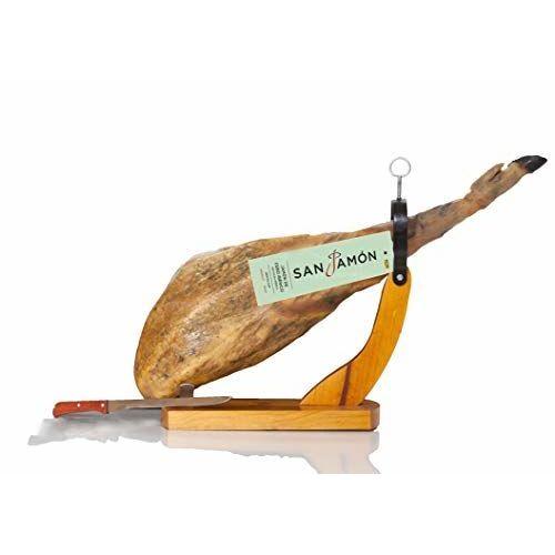 Prosciutto Iberico Di Mangime (8 - 9 Kg) Con Porta Prosciutto. Origine: Spagna