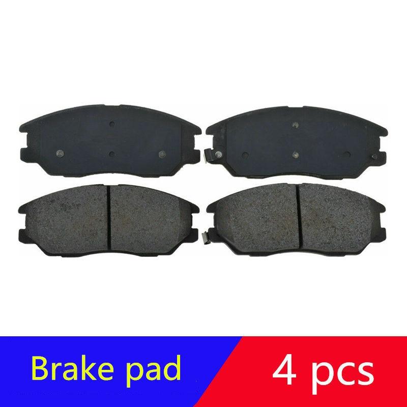 Yamaha Rear Brake Pads Kodiak YFM 400 00-01-02 450 03-06 Grizzly 07-08 05-06