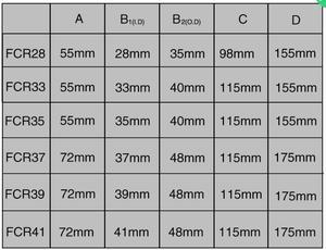 Image 5 - Da corsa Carburatore Per KTM KLX450 CRF 450 650 Motocross Scrambling FCR 28 a 41 mm Aggiungere il divisore di Potere 30% Dal Fatto di in TaiWan