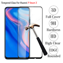 3D Protective Glass For Huawei P Smart Z Tempered Glass Full