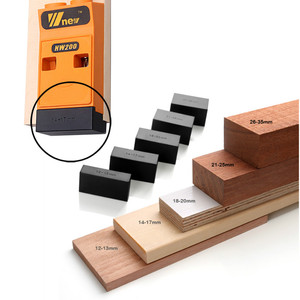 Image 5 - Pocket Gat Jig Kit Systeem Houtbewerking Geneigd Gat Locator Puncher Locator W/Stap Boor & Accessoires