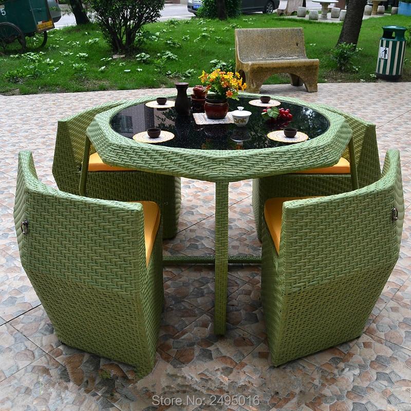 Outdoor Furniture Patio Wicker Rattan