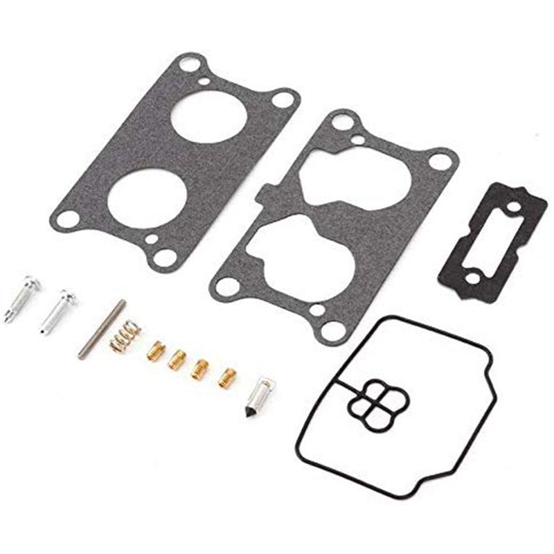 Carburetor Repair Carb Rebuild Kit For Kawasaki Mule 3000 3010 3020 KAF620 2001-2008 Parts Accessories Replacement