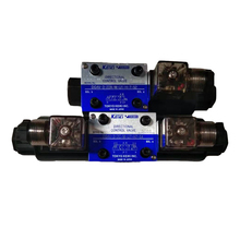 Hydraulic Solenoid Directional Control Valve Dg4v-3-2c-m-u7-h-7-54 solenoid hydraulic valve hydraulic directional control valve superimposed hydraulic control check valve z2s16 30