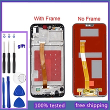 Screen LCD Touch Screen Digitizer With Touch for Huawei P20 Lite ANE-LX1 ANE-LX3 Nova 3e 4.8 with repair tools фото