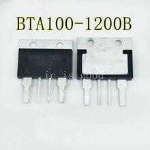 2PCS 10PCS BTA100 1200B BTA1001200B BTA100 BTA100A 1200B 100A 1200V nuovo e di buona qualità