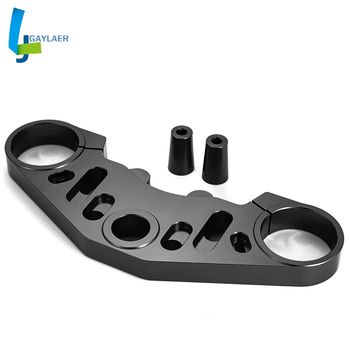 CNC Motorcycle Top Triple Clamp Upper Fork Holder Panel for Yamaha YZF R15 V3 2017 2018 2019 2020