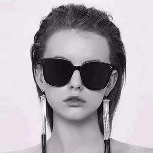 Image 5 - 2020 브랜드 새 여성 우아한 선글라스 패션 여성 부드러운 선 글래스 안경 레이디 빈티지 태양 안경 럭셔리 패키지 잭 바이