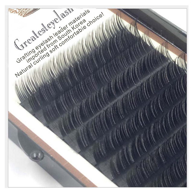 Protein Silk Handmade False Eyelashes Long Thick Lashes Extension EyeMakeup 3d mink lashes false eyelashes for extensions lashes 4
