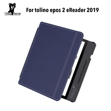 For Tolino Epos 2 8 inch e-reader Protective cover case for new Tolino Epos edition 2 smart stand skin shell