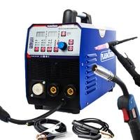 3IN1 Combo TIG / MMA / MIG Welding Machine Multi Function Welding 220V & Torchs
