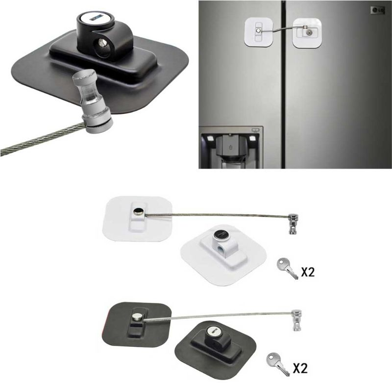 Child Safety Lock Refrigerator Lock Window Lock Windows Without Having To Punch Baby Safety Protection