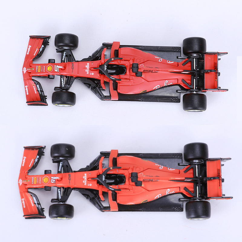 Bimeigao 1: 43 2019 Ferrari F1 Equation Race Car Model Sf90 Toy Model Alloy Car Model