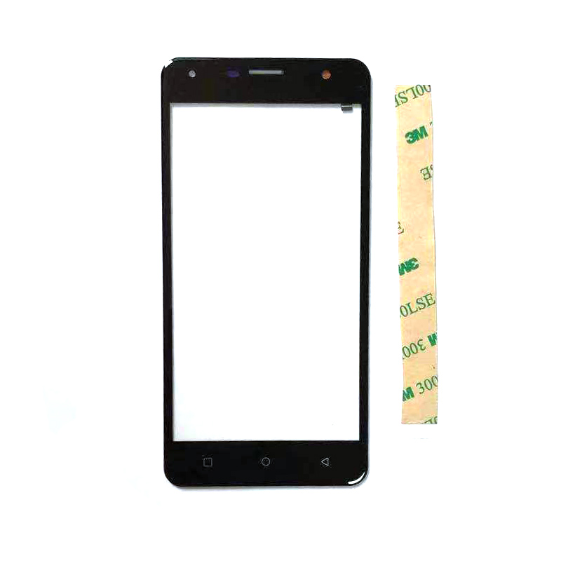 5.0inch Touch Screen for Prestigio Muze X5 Muze D5 LTE PSP5518DUO PSP5518 PSP5513 Duo glass touch screen panel free 3m stickers title=