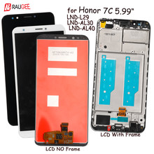 5,99 polegada para honor 7c pro LND-L29, l41lcd display touch screen assembléia substituição para honra 7 c LND-AL30, al40 display testado(China)