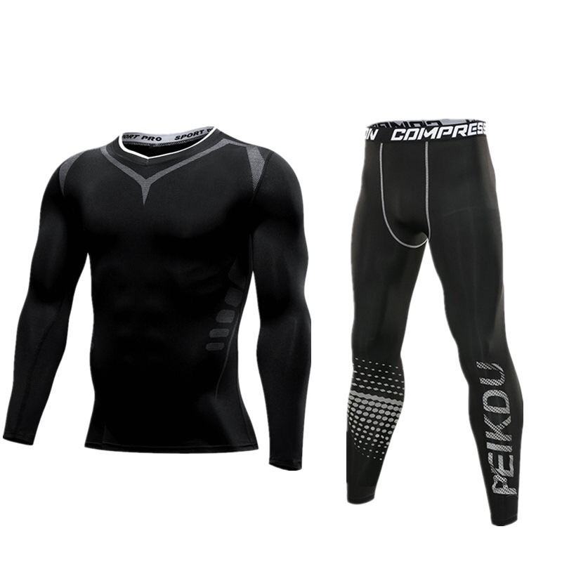 Men Suits Thermal Underwear Mens Spring Autumn Win