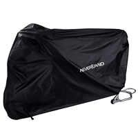 190T taffetas noir moteurs vélo moto couvre poussière eau pluie preuve extérieure intérieure pluie UV protecteur couverture manteau Scooter D30