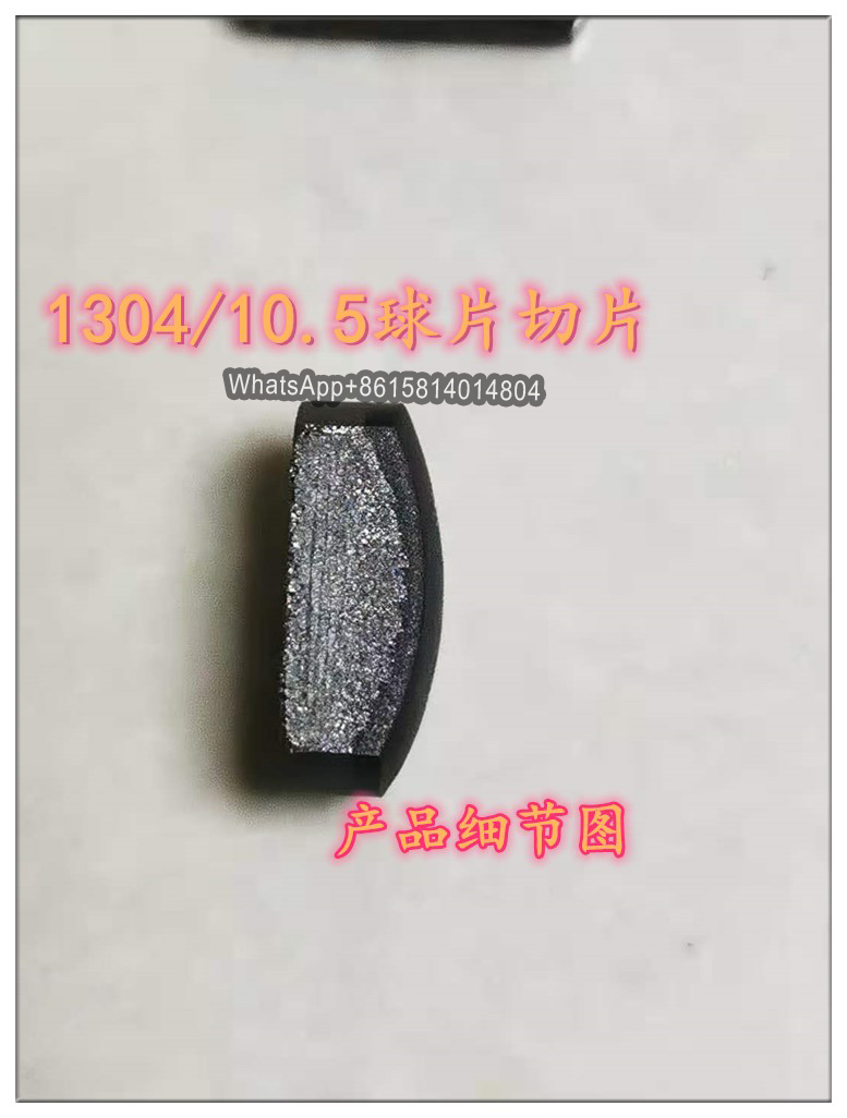 10 pces diamante composto peça poço bocado
