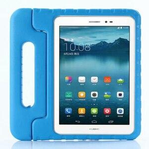 Image 3 - Чехол для планшета Huawei MediaPad T3 10 / T3 9,6, противоударный ручной чехол EVA с полным покрытием корпуса для детей и планшетов на весь корпус, для Huawei MediaPad T3 10 / T3 9,6 дюйма, для детей и планшетов на все случаи жизни, для детей в возрасте от 1 года до 6 лет, на 1 года, на 3 лет, на 1 года, на 1 год, 10 лет, 10 лет, чехол 6 лет, чехол,
