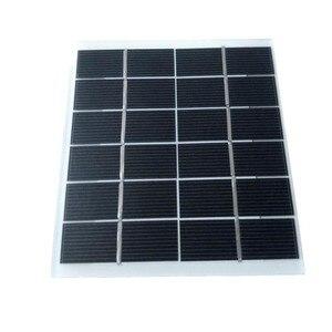 Image 5 - 2W 6V Mini güneş paneli pili güç modülü 350mah pil hücresi telefon şarj ışığı DIY güneş oyuncaklar