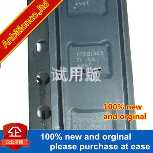 5pcs 100% New Original TPS51362RVER VQFN28 TPS51362 Buck Converter In Stock