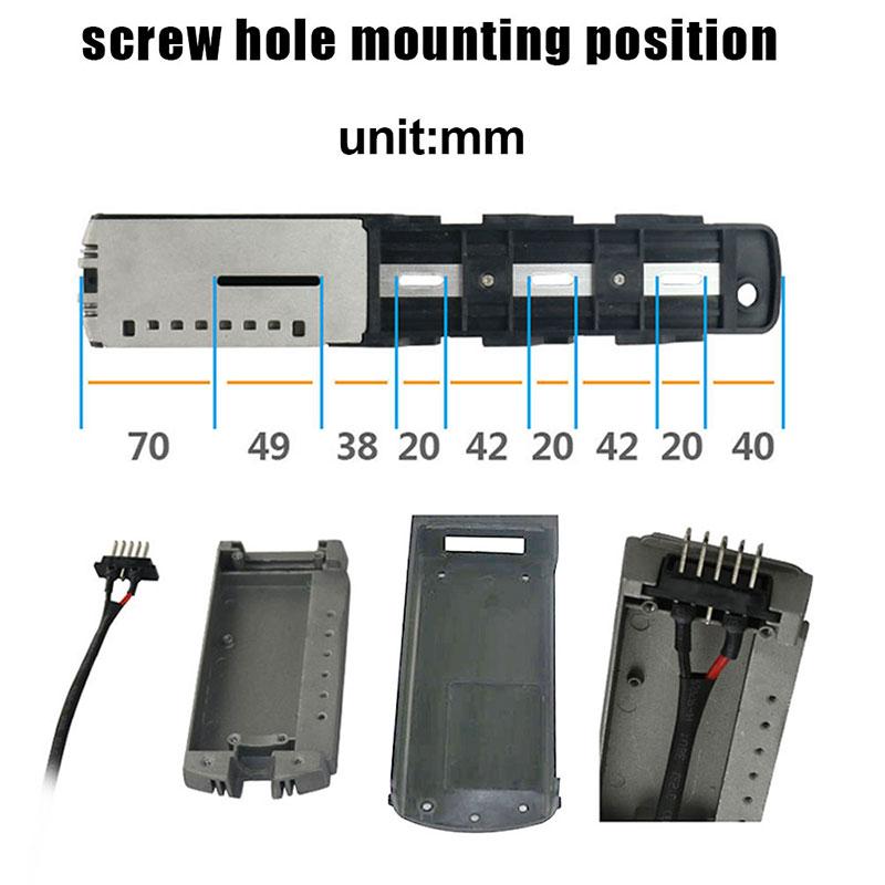Battery Base taking apart