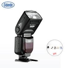 Sidande df 800 ii ttl профессиональная камера Вспышка Скорость