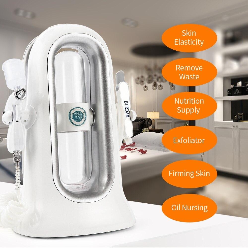 Hydra Dermabrasion Aqua Peeling Beauty Device Water Oxygen Skin Beauty Cleansing Facial Bubble Machine Anti Wrinkle Skin Tighten