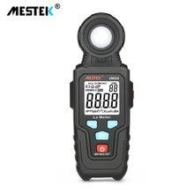 MESTEK LM610 Illuminometer Light Meter 100,000 LUX Digital Luxmeter Lu