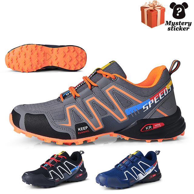 Men's ultralight outdoor hiking shoes tactical training military boots non slip ladies hiking boots|Hiking Shoes|   -