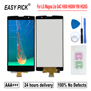 Image 2 - Display LCD Touch Screen Digitizer Assembly Strumenti Gratuiti Per LG Magna Lte G4C H500F H502F H500R H500N H500 Y90 H520G