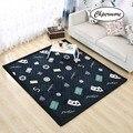 Большой ковер Chpermore, простой нескользящий коврик с татами для спальни, домашнего пола, детский нескользящий коврик